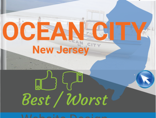 Ocean City New Jersey Web Design
