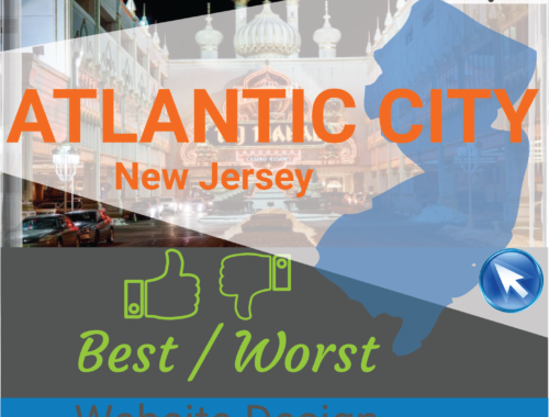 Web Designer in Atlantic City New Jersey