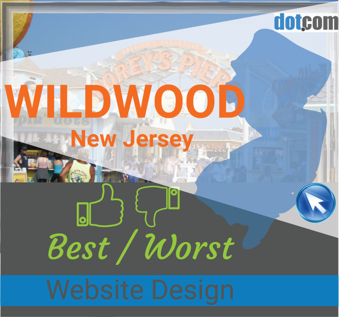 Wildwood NJ Website Design