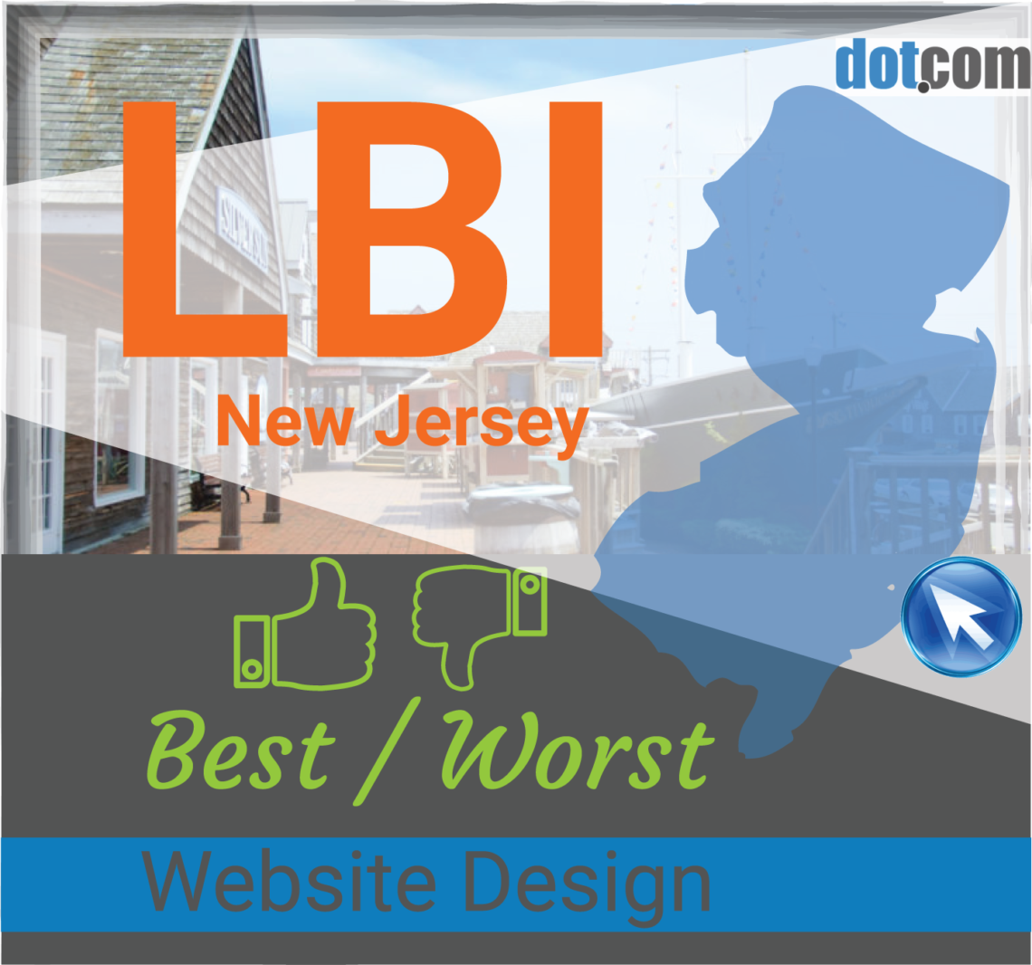 LBI NJ Website Design
