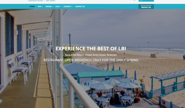 new arrival bbe5a d0942 Hotel New Launch Beach Haven Website Design.jpg