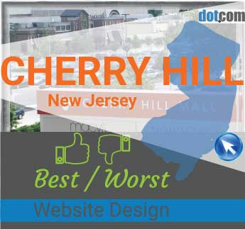 Cherry Hill NJ Website Design