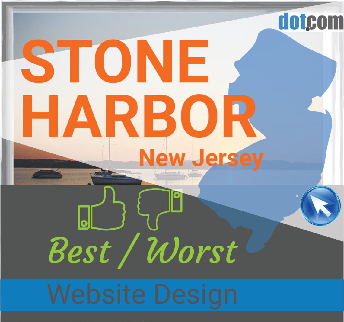 Stone Harbor NJ Website Design