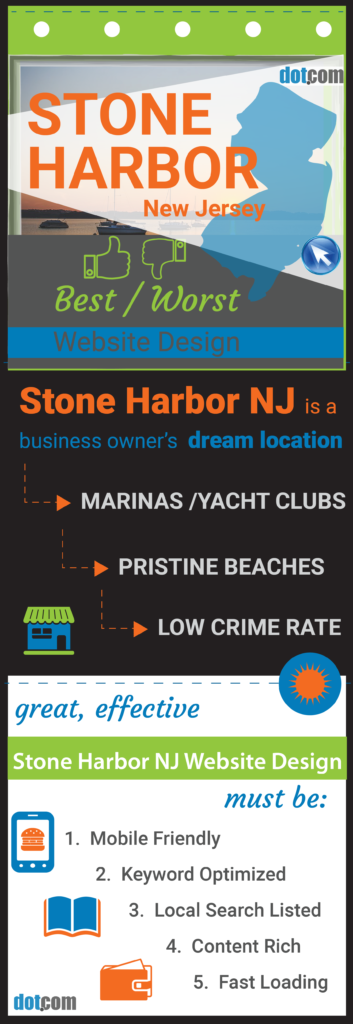 Stone Harbor pin