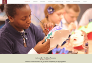 ACA Gloucester County NJ Website Design
