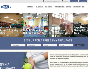 CHHRC-Cherry-Hill-NJ-Website-Design
