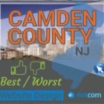 Camden County NJ Website Design
