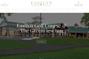 Eastlyn Cumberland County NJ Website Design