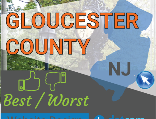 Gloucester County NJ Website Design