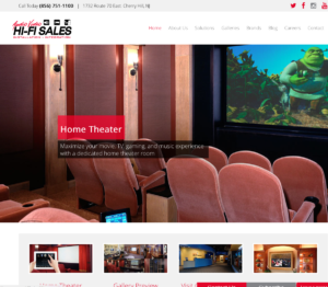 Hi-Fi-Sales-Cherry-Hill-NJ-Website-Design-300x262