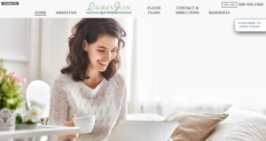 LG Salem County NJ Website Design