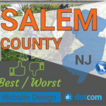 Salem County NJ Website Design