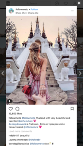 Follow Me To - how to use instagram for business