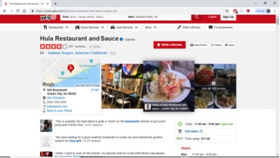 Yelp - The best social proof examples