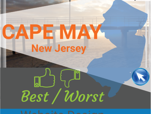 Web Designer in Cape May New Jersey
