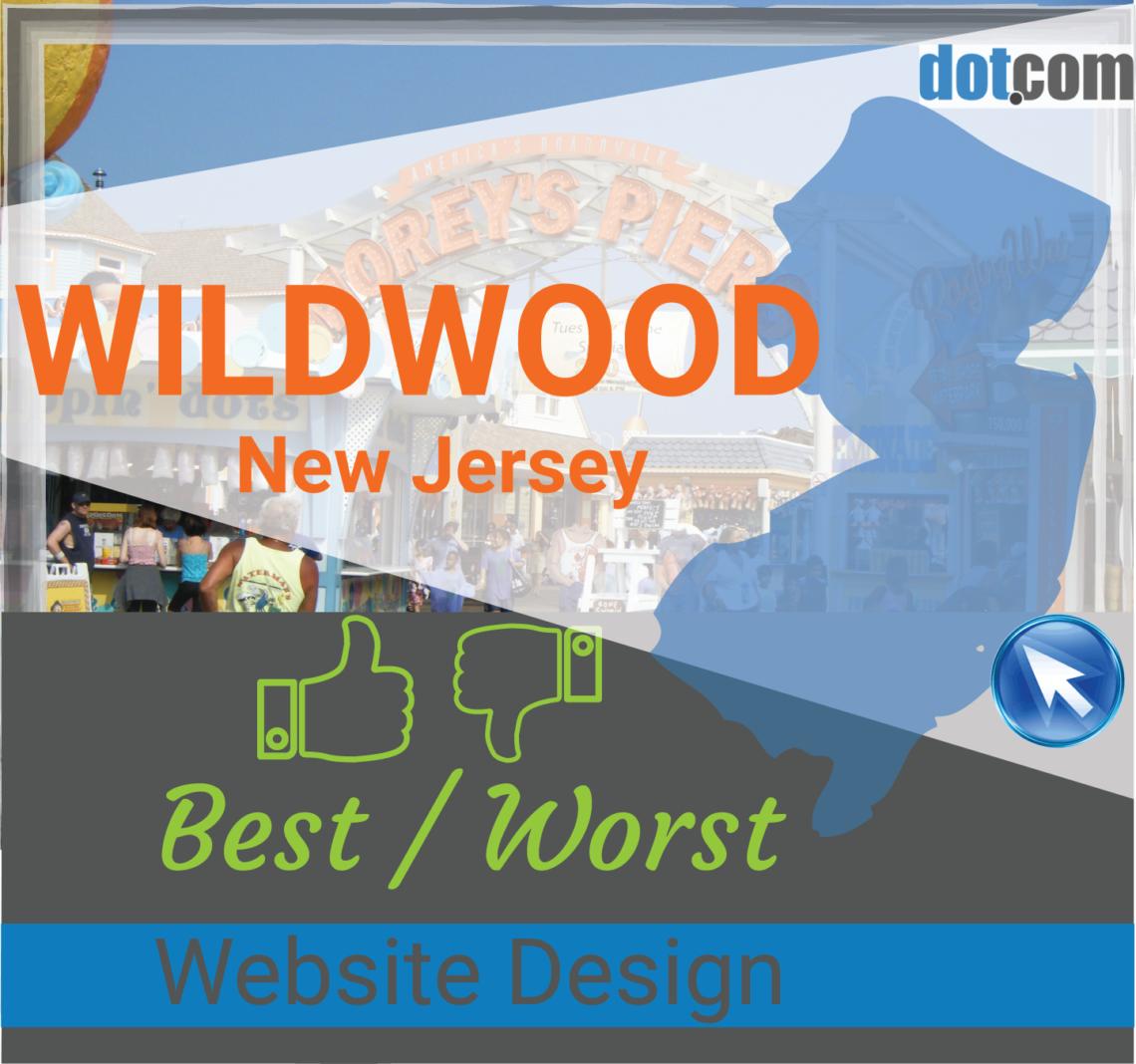 Wildwood NJ Website Design