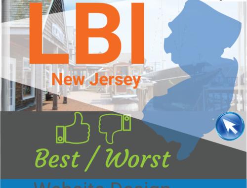 LBI NJ Website Design