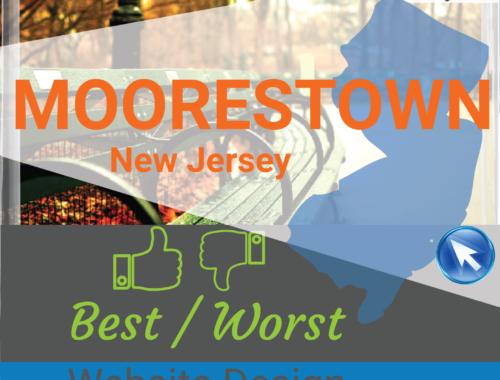Moorestown NJ Website Design graphic
