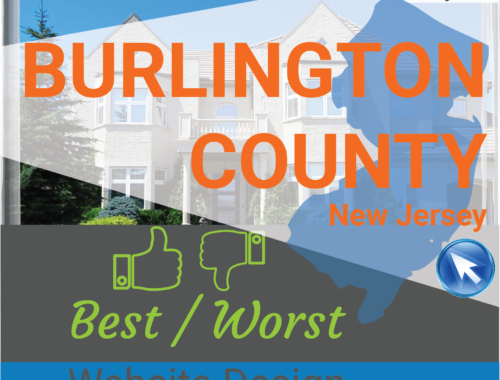 Burlington County NJ Website Design