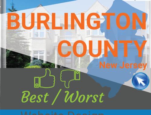 Burlington County NJ Website Design