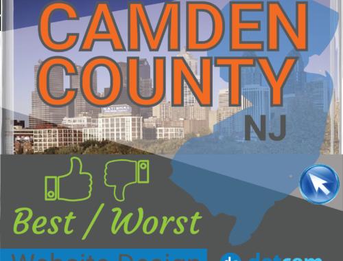 Camden County NJ Website Design
