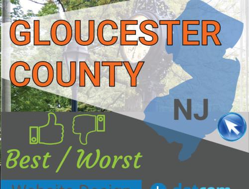 Gloucester County NJ Website Design