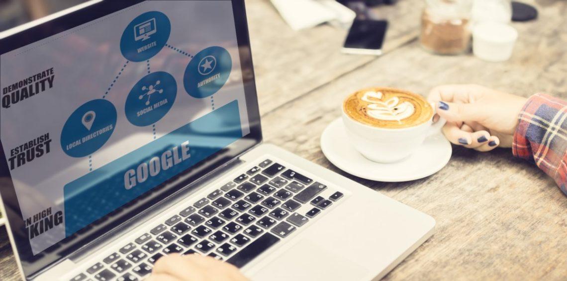Build high-authority backlinks for SEO