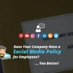 Company Social Media Policy